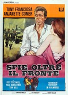 In Enemy Country - Italian Movie Poster (xs thumbnail)
