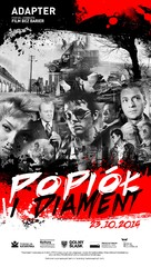 Popiól i diament - Polish Re-release poster (xs thumbnail)