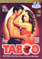 Taboo - Indian DVD cover (xs thumbnail)