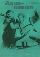 Akvanavty - German Movie Poster (xs thumbnail)