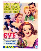 All About Eve - Belgian Movie Poster (xs thumbnail)