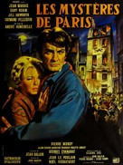 Mystères de Paris, Les - French Movie Poster (xs thumbnail)