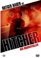 The Hitcher - German Movie Cover (xs thumbnail)