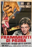 Fragment of Fear - Italian Movie Poster (xs thumbnail)