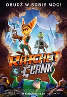Ratchet and Clank - Polish Movie Poster (xs thumbnail)