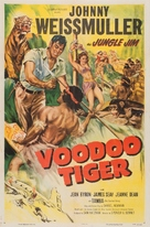 Voodoo Tiger - Movie Poster (xs thumbnail)