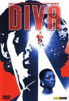 Diva - German DVD cover (xs thumbnail)