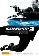 Transporter 3 - Australian Movie Poster (xs thumbnail)