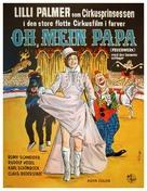 Feuerwerk - Belgian Movie Poster (xs thumbnail)