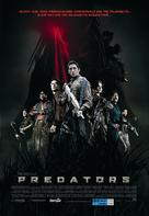 Predators - Romanian Movie Poster (xs thumbnail)