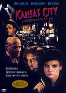 Kansas City - DVD cover (xs thumbnail)