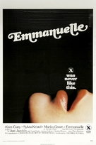 Emmanuelle - Theatrical movie poster (xs thumbnail)