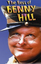 The Best of Benny Hill - VHS movie cover (xs thumbnail)