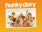 Hunky Dory - British Movie Poster (xs thumbnail)