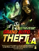 Grand Auto Theft: L.A. - Movie Poster (xs thumbnail)