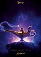 Aladdin - French Movie Poster (xs thumbnail)