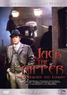 Jack the Ripper - German DVD movie cover (xs thumbnail)