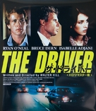The Driver - Japanese Blu-Ray cover (xs thumbnail)