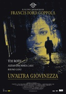 Youth Without Youth - Italian Movie Poster (xs thumbnail)