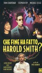 Whatever Happened to Harold Smith? - Italian VHS cover (xs thumbnail)