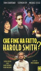Whatever Happened to Harold Smith? - Italian VHS movie cover (xs thumbnail)