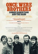 Once Were Brothers: Robbie Robertson and The Band - Dutch Movie Poster (xs thumbnail)