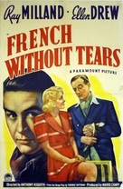 French Without Tears - Movie Poster (xs thumbnail)