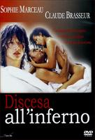 Descente aux enfers - Italian DVD cover (xs thumbnail)