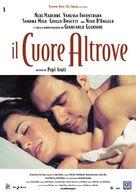Il cuore altrove - Italian poster (xs thumbnail)