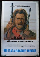 The Outlaw Josey Wales - Advance movie poster (xs thumbnail)