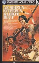 Navajo Joe - German VHS cover (xs thumbnail)