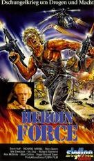Trappola diabolica - German VHS cover (xs thumbnail)