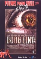 Dood eind - Dutch DVD cover (xs thumbnail)