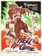 From Hell It Came - Movie Poster (xs thumbnail)