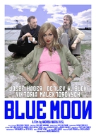 Blue Moon - German poster (xs thumbnail)
