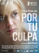 Por tu culpa - Argentinian Movie Poster (xs thumbnail)