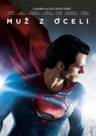 Man of Steel - Czech Movie Cover (xs thumbnail)