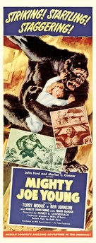 Mighty Joe Young - Australian Movie Poster (xs thumbnail)