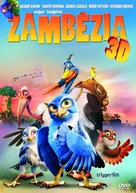 Zambezia - Hungarian Movie Cover (xs thumbnail)