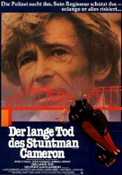 The Stunt Man - German Movie Poster (xs thumbnail)