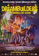 Dreambuilders - Italian Movie Poster (xs thumbnail)