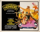 The Honkers - Movie Poster (xs thumbnail)
