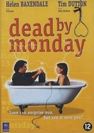 Dead by Monday - Dutch Movie Cover (xs thumbnail)
