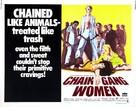 Chain Gang Women - Movie Poster (xs thumbnail)