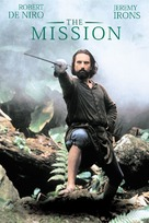 The Mission - DVD movie cover (xs thumbnail)