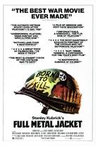 Full Metal Jacket - Movie Poster (xs thumbnail)