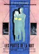 Portes de la nuit, Les - French Movie Poster (xs thumbnail)