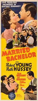 Married Bachelor - Movie Poster (xs thumbnail)