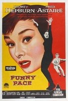 Funny Face - Australian Movie Poster (xs thumbnail)
