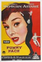 Funny Face - Australian Movie Poster (xs thumbnail)
